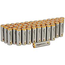 AmazonBasics AA Performance Alkaline Batteries (48 Count)