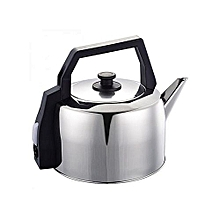 Stainless Steel Corded Traditional Electric Kettle- 5L