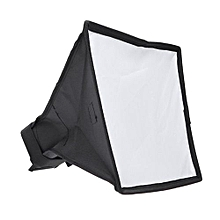 Diffuser Softbox 20 x 30cm Universal Foldable Flash Light Diffuser Softbox