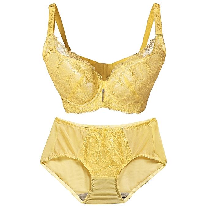 ab42693b45d95 Fashion Sexy Venus Women Natural Beauty Hipsters Underwear Bra ...