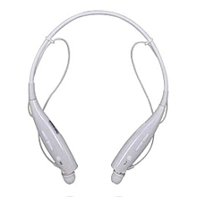 KBP-730 Wireless Bluetooth 4.0 Headset Earphone For iPhone For Samsung W-White.