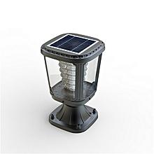 Solar Garden Post Light - 100 Lumens