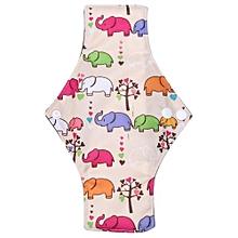 Reusable Bamboo Charcoal Mama Sanitary Maternity Pad Panty Liner(N5)