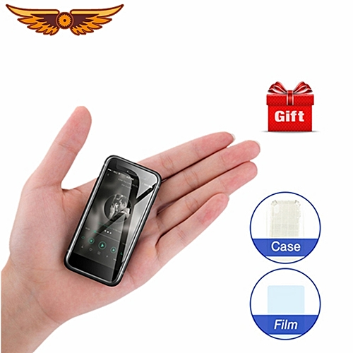 K15 Mini 4G Smartphone 2GB+8GB Mobile Phone - Black