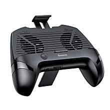 BASEUS ACSR-CW01 Gamepad Game Handle Holder With Cooling Fan Support Charging FCJMALL
