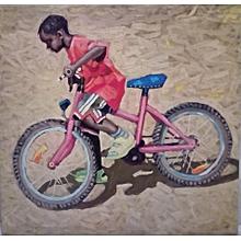 """'My new ride"""" by Alex Mbevo"""