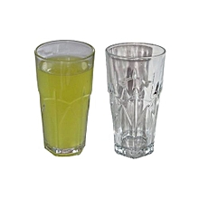"""Drinking Glasses 5.5"""" (Set of 6) - Clear"""