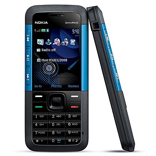 low cost 7e014 70dc4 5310 Xpress Music - Blue