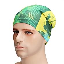 Unisex Multifunctional Seamless Bandana Scarf Headbrand Elastic Outdooors Turban Sunscreen Magic Veil