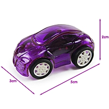 8Pcs Mini Pull Back Cars Puzzle Early Education Toy Gift