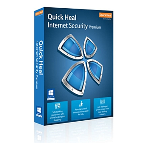 Internet Security - 3 Users