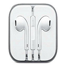 Earphone for Iphone - White