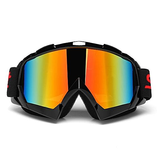 b5192c8d465 Buy Generic Skiing Snowboarding UV400 Double Lens Anti-fog Sun Snow Ski  Goggles Motorcycle   Best Price