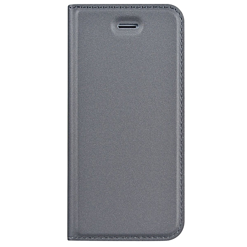 cheap for discount 3b697 7bc3d Wallet Case for Xiaomi Redmi Y1 Lite/Redmi Note 5A, Potective Phone  Kickstand Flip Cover with Card Holder (Gray, Redmi Y1 Lite/Redmi Note 5A)