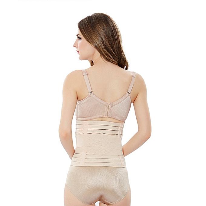 a23fd7590 ... Post Natal Belly Tummy Support Belt Slim Girdle Corset Abdominal Binder  - none ...