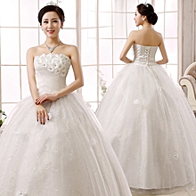 Luxury Wedding Dress Off the Shoulder Wedding Gown