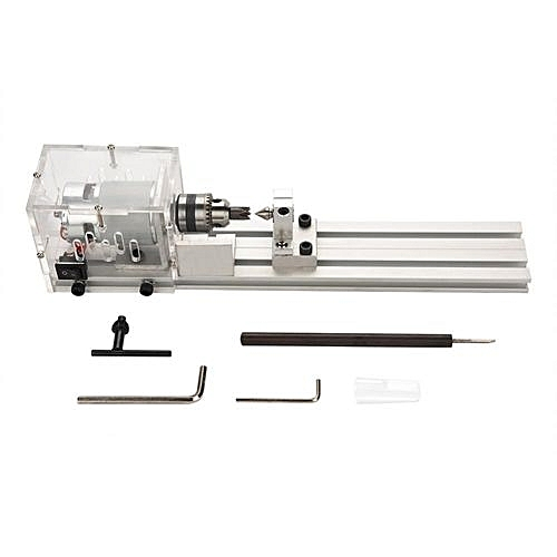 Buy Generic Beading Machine Mini Diy Woodworking Lathe Miniature