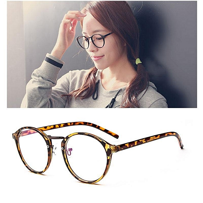 43528a159ab New style Women Men Fashion Vintage Eyeglass Frame Retro Clear Spectacles