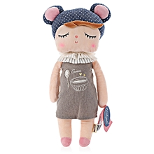 Angela Stuffed Plush Doll Toy Birthday Christmas Gift - Pudding - Colormix