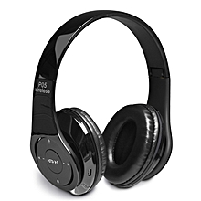 P05 New Style Wireless Bluetooth 4.2 Music  Headphones  - Black