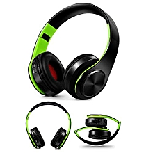 Bluetooth Headphones Over Ear Hi-Fi Stereo Wireless Headset With Mic C