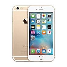 iPhone 6 - 128GB - 1GB RAM - 8MP - Single SIM - 4G LTE + Free Screen Protector - Gold
