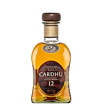 12 Year Old Scotch Whisky - 750ml