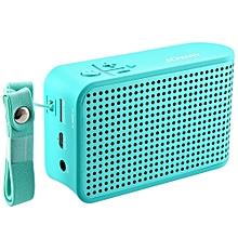 JOWAY BM020 Portable Hands-free Wireless Stereo Bluetooth 4.0 Speaker-BLUE