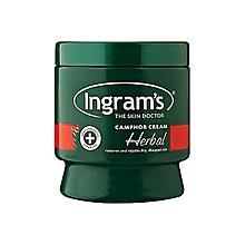 Camphor cream herbal-150g