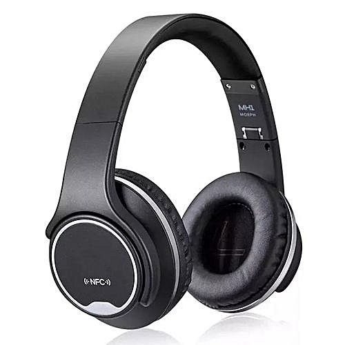2 in 1 Bluetooth Headphones, Speaker, FM Radio, Memory Card , AUX IN Hands-free + Microphone