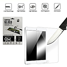 2 Pack 100% Tempered Glass Screen Protector cover For NEW APPLE iPad 9.7 (2018) Mll-S