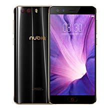 Smartphone 5.2 Inch 4G LTE 6GB 64GB Four cameras Snapdragon 653 Octa Core Android 7.1 - Black Gold