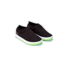 Black Fashionable Shoes