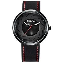 Men Watches Brand Luxury Quartz Wristwatch Men Sports Watches Brown Leather Strap Male Clock Reloj Hombre 9407Bg