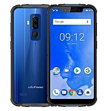Armor 5 Triple Proofing Phone Dual 4G 4GB+64GB IP68 Waterproof Dustproof Shockproof 5000mAh Battery 5.85 inch Android 8.1 4G Smartphone(Blue)