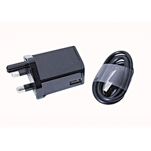 Charger & Data Sync Cable For All Android Phone-Black