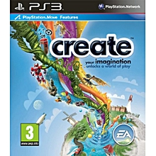 PS3 Game Create