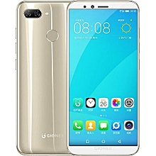 S11 Lite,32GB 4GBRAM,16MP Front Camera,(Dual Sim),Gold
