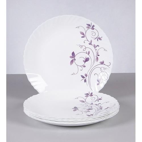 Dazzle Purple Glass Dinner Plates Set of 6 .  sc 1 st  Jumia Kenya & Anniversary Sales - Buy Generic Dazzle Purple Glass Dinner Plates ...