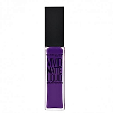 Sensational Vivid Matte Lip Color - Vivid Violet 43