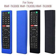 Silicone Remote Case For Sony RMF-TX200E RMF-TX200U RMF-TX200B Android TV Voice