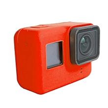 Hero GoPro 5 generation Sports Camera silicone protective sleeve Gopro5 silicone sleeve Red