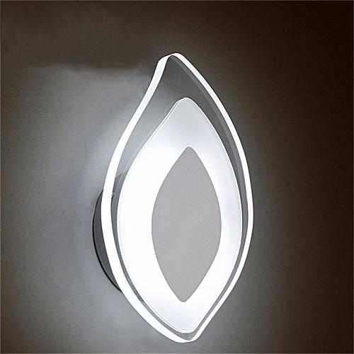 Buy Generic Creative Leaf LED Wall Light Modern Fashion Acrylic ...