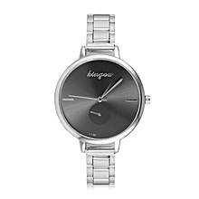 TA Fashion Brief Ladies Watch K6007 Elegant Bracelet Watch Business Casual Watch slivery black