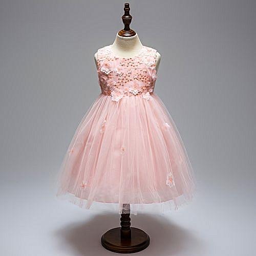8cc64cc6f1c8 Generic Grace Girl s Flower Princess Dress Costume Flower Grace ...