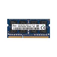 New 4GB DDR3L 1600Mhz PC3L-12800S SO-Dimm 204pin 1.35V CL11 SDRAM Laptop Memory