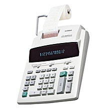 FR2650 - Printer Calculator 12 Digits -  AC 240V - White