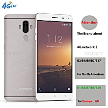 "4G LTE 2GB RAM 16GB ROM Android 7.0 Fingerprint 13MP 2SIM Smartphone 6.0""-gold"