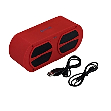 Waterproof Wireless Bluetooth Handsfree Mic Suction Speaker Shower Car New