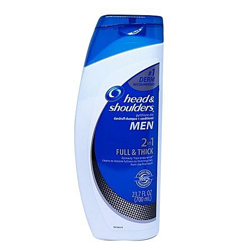 Head And Shoulders H S Men Full Thick 2 In 1 Shampoo Conditoner